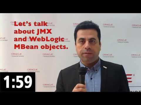 JMX and WebLogic MBean Objects