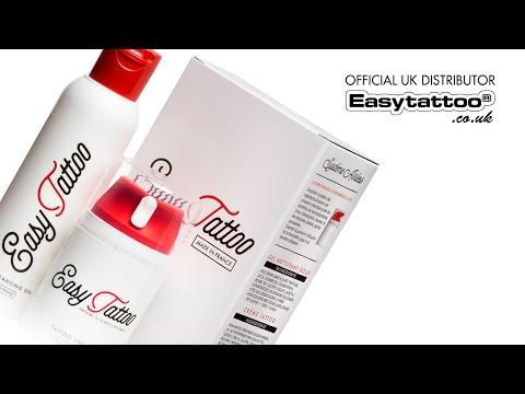 Easytattoo ® Tattoo Aftercare Kit - Easytattoo UK