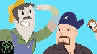 "AH Animated - ""Pirate"" Geoff"