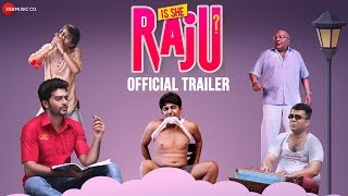 Is She Raju - Official Trailer | Ansh Gupta, Aditi Bhagat, Yashpal Saini & Saurabh Sharma