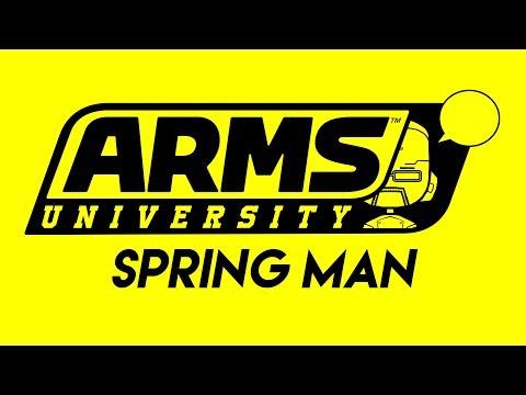[ARMS University] Spring Man