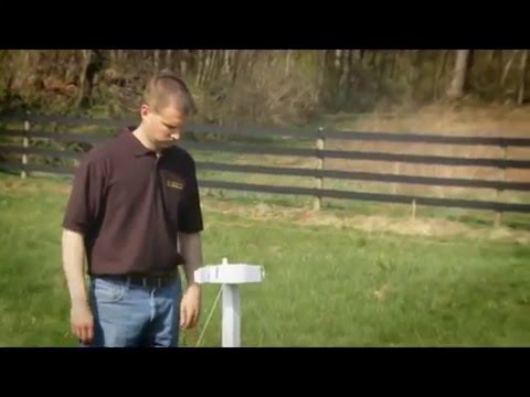 Create a Simple Electric Fence with the EZEE Corral® | Zareba®