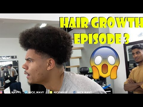 IM GETTING DREADLOCKS 😳 CURLY HAIR GROWTH JOURNEY EPISODE 3