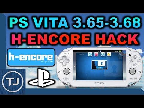 PS Vita 3.65/3.67/3.68 H-encore Jailbreak Tutorial! (Install HENkaku)