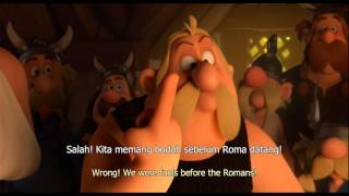 Asterix Indonesia Official Trailer