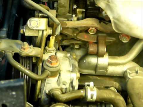 1999 Mazda Miata A/C Compressor Replacement