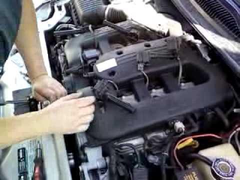 Chrysler 300M Spark Plug Repair Video 1 of 3