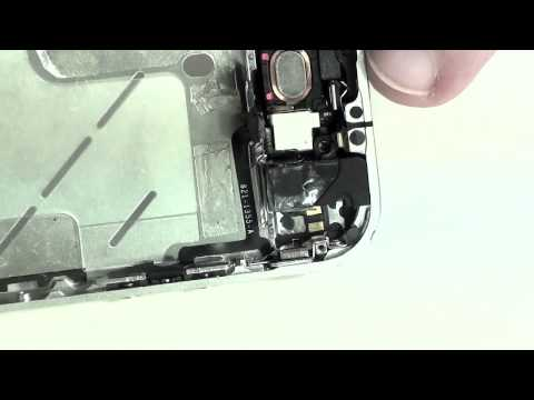iPhone 4 Headphone Jack Removal