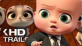 THE BOSS BABY: Back in Business Trailer (2018) Netflix