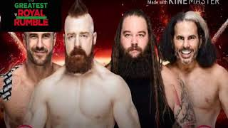 Download Copy of WWE GREATEST ROYAL RUMBLE 2018 || Saudi Arabia Video