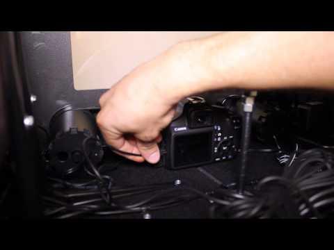 Installing The Camera