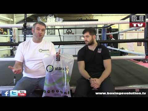 BETV product review for 'O Reduce' odour neutralising spray   Great for boxing gloves!