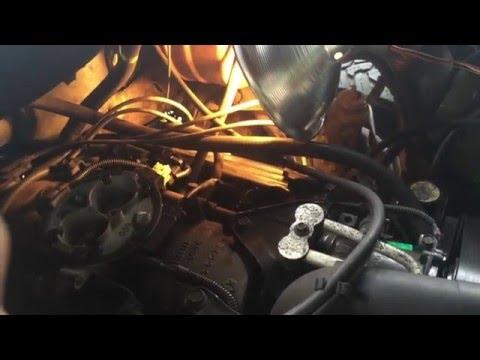2001 Dodge Ram 1500 5.9 (AUTO) Crank Shaft Position Sensor Replacement Tutorial