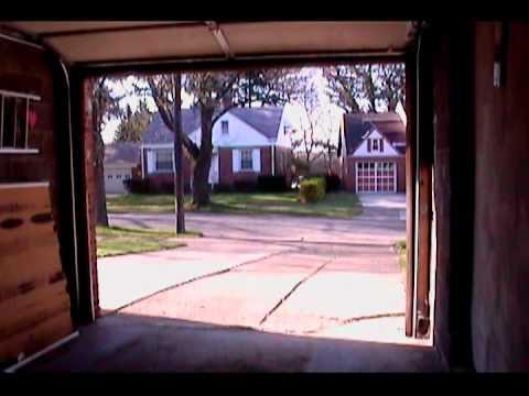 The Garage Door Problem- with Big Bob