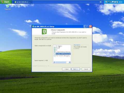 HowTo Qt : Download und Installation