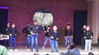 'Bapu Sehat Ke Liye' - (Stage Performance by 3 to 5 years age group kids | Uma Sharma Dance School)