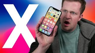 iPhone X User Experience is a NIGHTMARE!