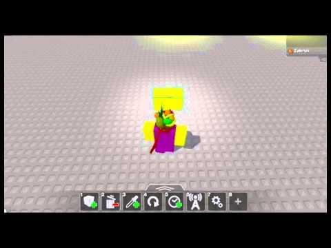 ROBLOX Tutorial: How to make Dynamic Lighting