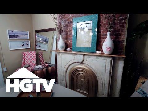 DIY Boutique Hotel Bedroom | HGTV
