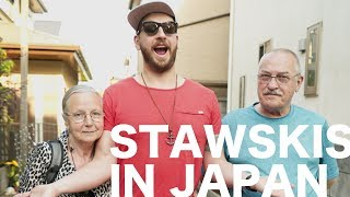 My Parents in Japan!