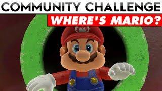 INFINITE JUMPS (WET NUT GLITCH)   Super Mario Odyssey Glitch