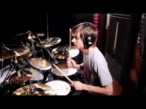 Luke Holland - The Mars Volta - Wax Simulacra Drum Cover