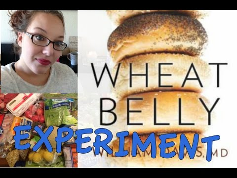 Wheat Belly Experiment!