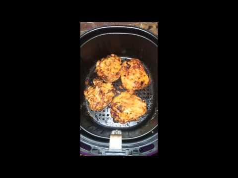 Buttermilk Chicken Air fried No grease