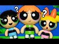 Shimmer Shine Switch The PowerPuff Girls Personalities Funny Toy Parody