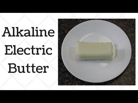 Butter Dr. Sebi Alkaline Electric Recipe