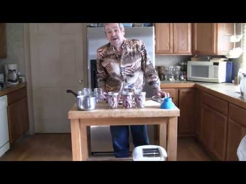 Canning Beef Riblets