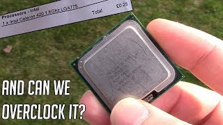This £0.25 Celeron 420 Is The Cheapest Used CPU On The Market...