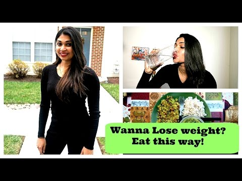 How to start a healthy lifestyle| Indian Healthy eating plate | Eating pattern to stay healthy