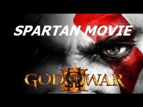 God of War 3 HD ''Spartan'' Movie 2013 Video