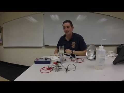 Electrolysis and Hydrogen fuel cell