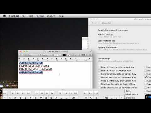 Use Command Key on a Non-Apple Keyboard Free