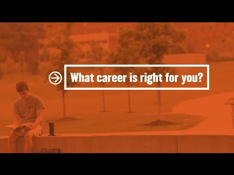 What Career is Right for You?