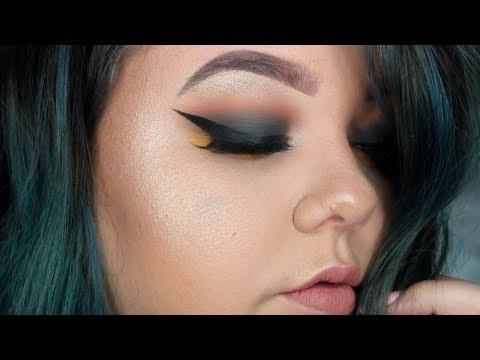Olive Camo Smokey Eye | Makeup Tutorial