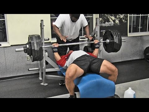 Bench Press with the SlingShot by Mark Bell