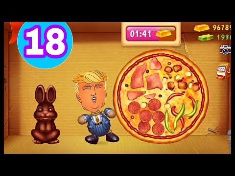 New Update.  Kick The Buddy Game  - Face of |TRUMP | Walkthrough part 5 - Unlock New Stuff  (iOS)