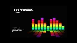 DVBBS & Borgeous - Tsunami VS Showtek - We Like To Party [Kyrogen MashUp]