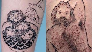 Worlds Worst Tattoos! #78