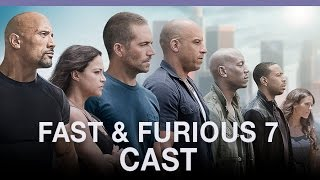 Fast & Furious 7: How the franchise said goodbye to Paul Walker