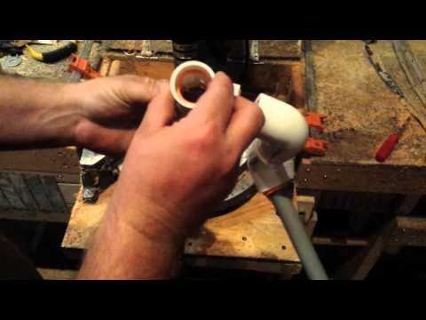 Make a steadicam rig using home made bearings