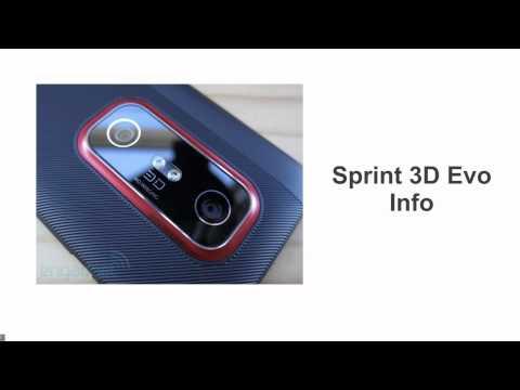 Tech News: Sprint Three-Dimensional EVO, Hulu Plus on Apple TV (More)