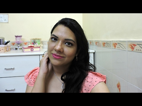 Romantic Pink Valentines Day Makeup Tutorial   beautywithsneha
