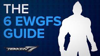 TEKKEN 7 how to do EWGF easier on pad - PakVim net HD Vdieos