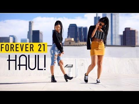 Forever 21 Haul! | jasmeannnn