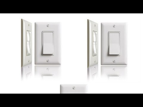 How to Wire a Decorator Light Switch