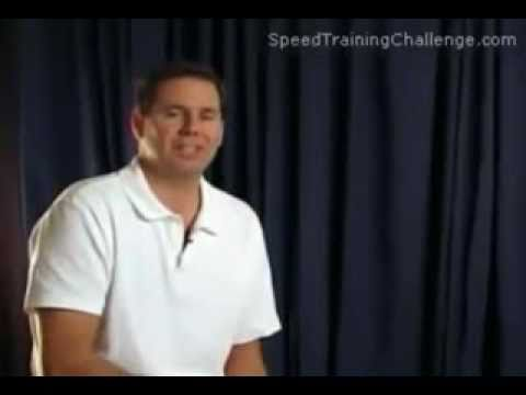 Speed Training For Fast Twitch Muscles - Sprint Faster